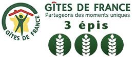Gîtes de France - 3 épis